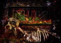 Air Cage - Nine Inch Nails Logo