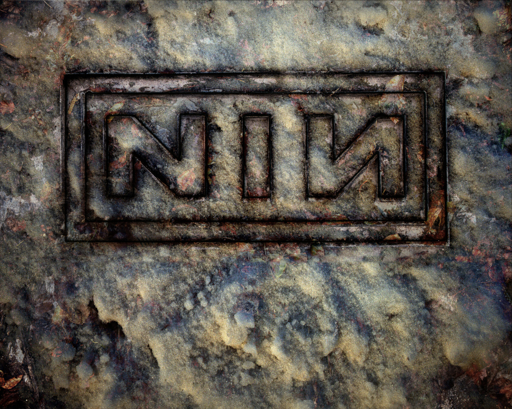 Ground Vanished Nine Inch Nails Logo
