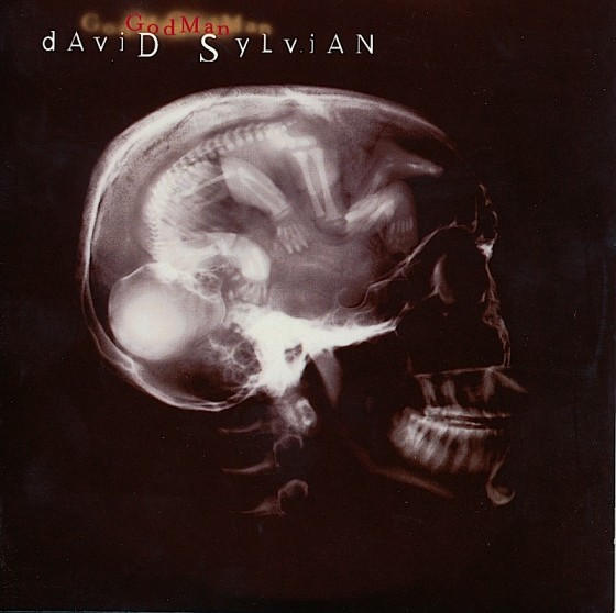 David Sylvian, Godman (EP)Virgin Records 1999Photography by Dorothy Cross Art & design by Mills Co-design by Michael Webster