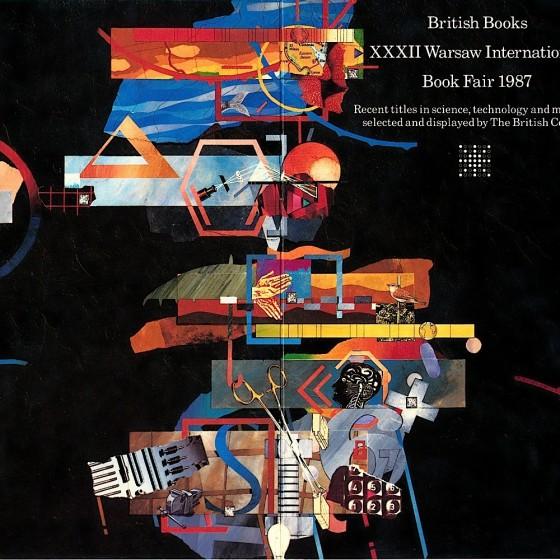 British Books: XXXII Warsaw International Book Fair British Council (1987)