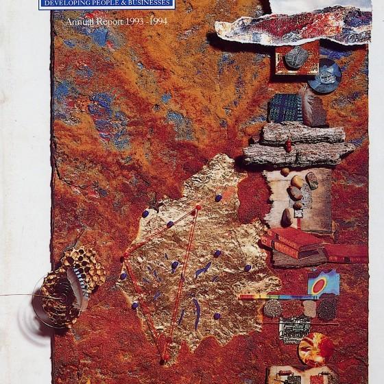 Cumbria TEC: Annual Report (1994)