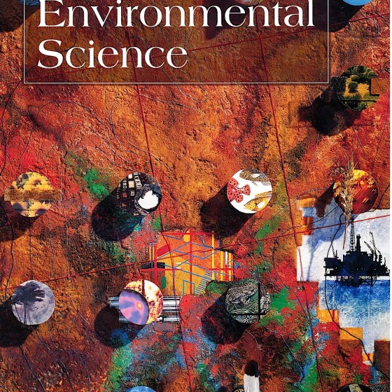 Environmental Science Longman Higher Education book catalogue (1995)