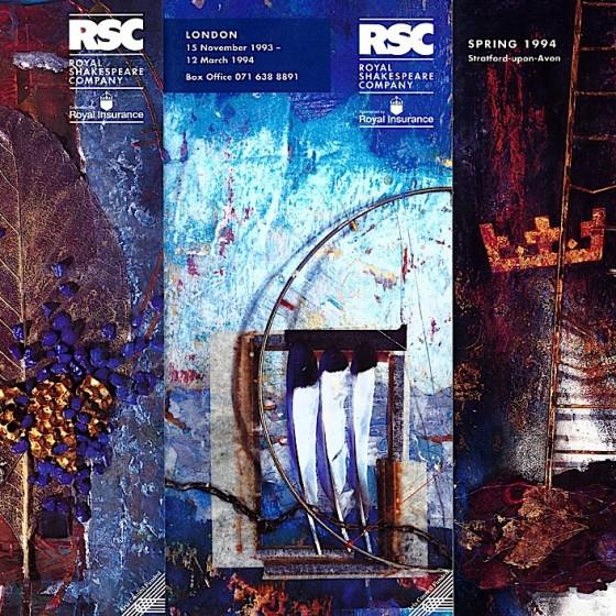 Royal Shakespeare Company (brochures 1993-94)