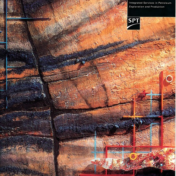 Simon Petroleum Technology Report cover