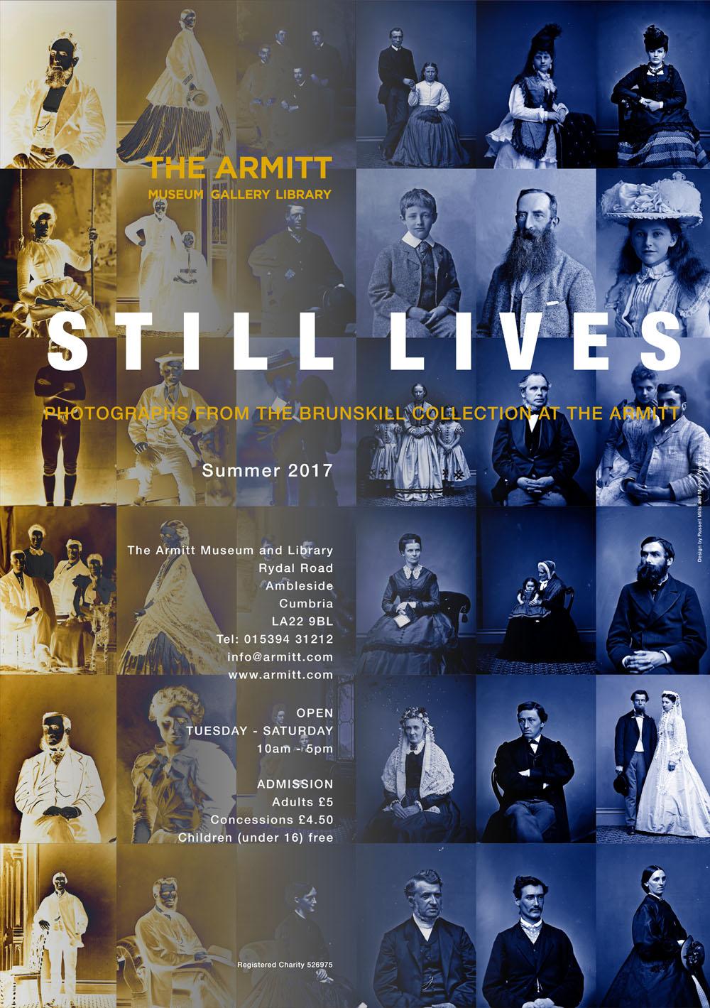 Still Lives Poster