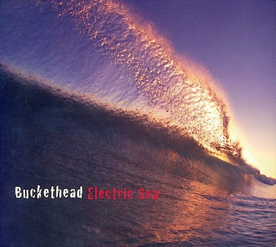 Buckethead, Electric Sea Meta Records USA 2012 Art & design by Mills co-design by Michael Webster