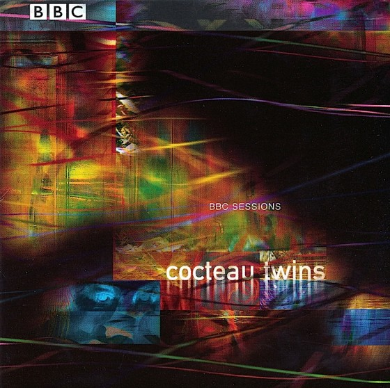 Cocteau Twins, BBC SessionsBella Union Records 1999Art & design by Mills co-design by Michael Webster