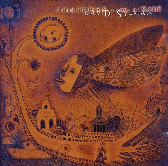 David Sylvian Dead Bees on a CakeVirgin Records 1999 Image by Shinya Fujiwara Art & design by Mills Co-design by Mike Webster
