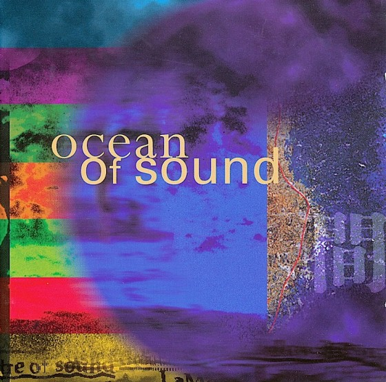 Various artists: compiled by David Toop Ocean of SoundVirgin Records 1996Art & design by Mills co-design by Michael Webster