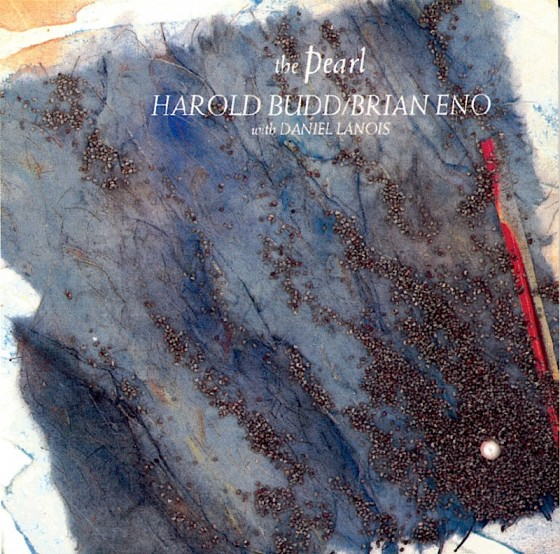 Harold Budd and Brian Eno The PearlEditions EG 1984 Art and design by Mills