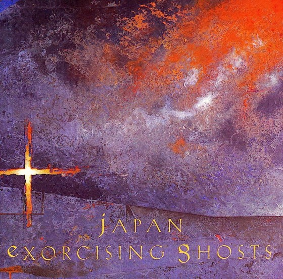 Japan Exorcising GhostsVirgin Records 1984 Art and design by Mills