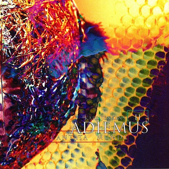 Adiemus (Karl Jenkins) Cantata MundiVirgin Records 1997Art & design by Mills Co-design by Michael Webster