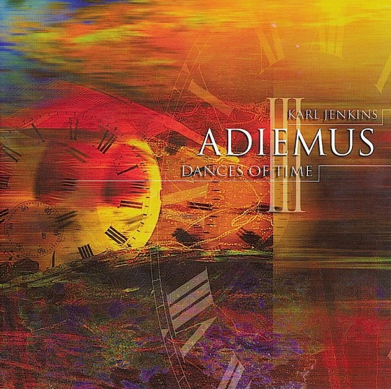 Adiemus (Karl Jenkins) Dances Of TimeVirgin Records 1999 Art & design by Mills Co-design by Michael Webster