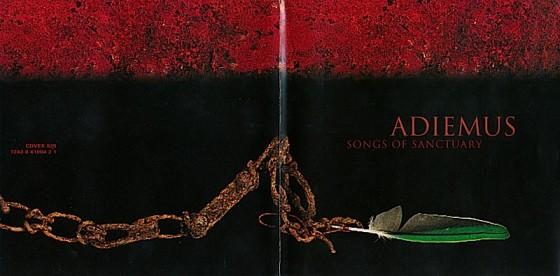 Adiemus (Karl Jenkins) Songs of SanctuaryVirgin Records 1995Art & design by Mills co-design by Michael Webster