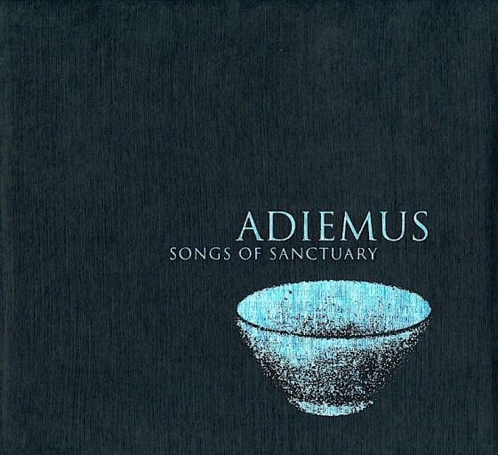 Adiemus (Karl Jenkins) Songs of Sanctuary Virgin Records 1995 Art & design by Mills co-design by Michael Webster