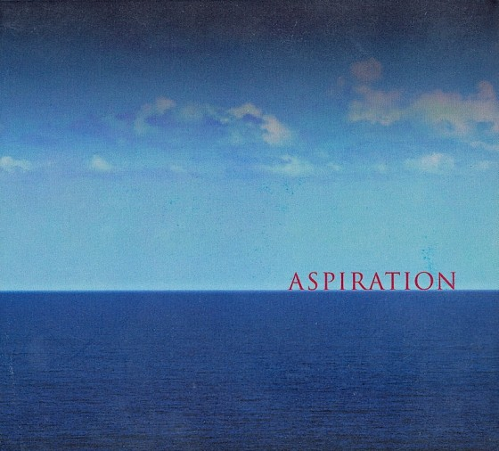 Bill Laswell and others Aspiration Meta Records 2011 Art and design by Mills co-design by Michael Webster