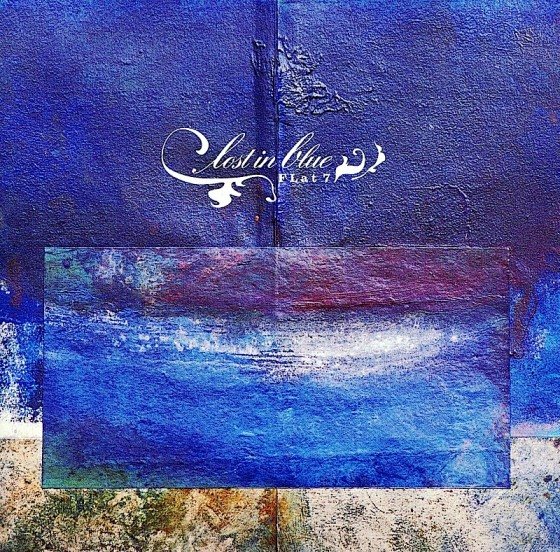 Lost In Blue Flat 7 Fate Records/Velvet Echo 2005 Design by Yoshi Tajima image by Mills