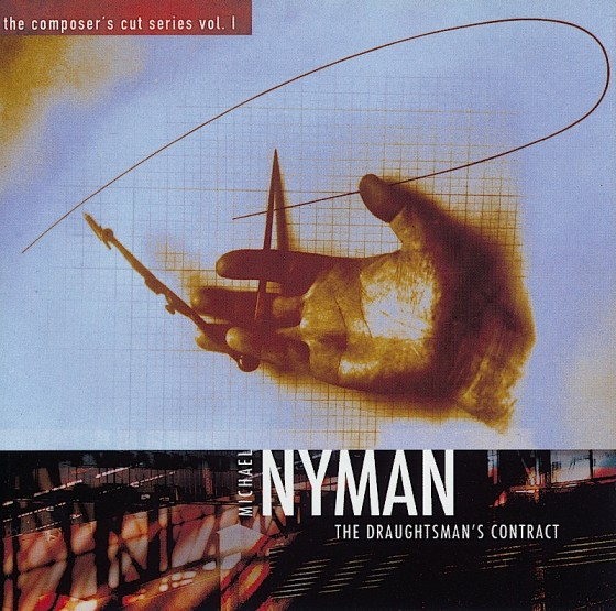Michael Nyman The Draughtsman's ContractMN Records 2005Photography by Michael Nyman Design by Mills co-design by Michael Webster