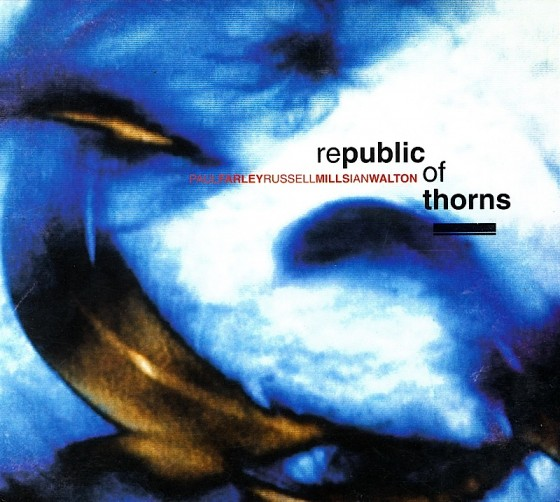 Paul Farley, Russell Mills and Ian Walton Republic Of Thorns Wordsworth Trust 2001 Art and design by Mills co-design by Michael Webster