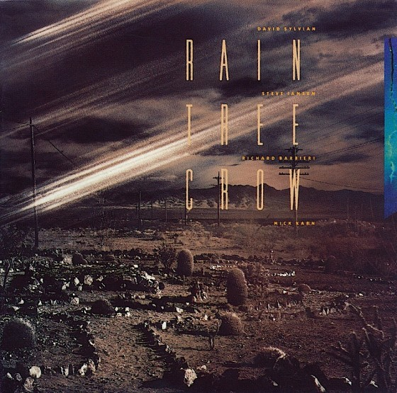 Rain Tree Crow Blackwater (Digipak EP)Virgin Records 1991Art and design by Mills photography by Shinya Fujiwara