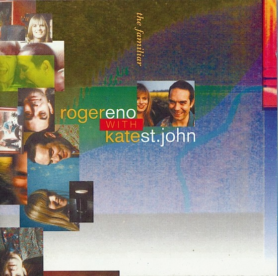 Roger Eno and Kate St John The FamiliarAll Saints Records 1994Art and design by Mills