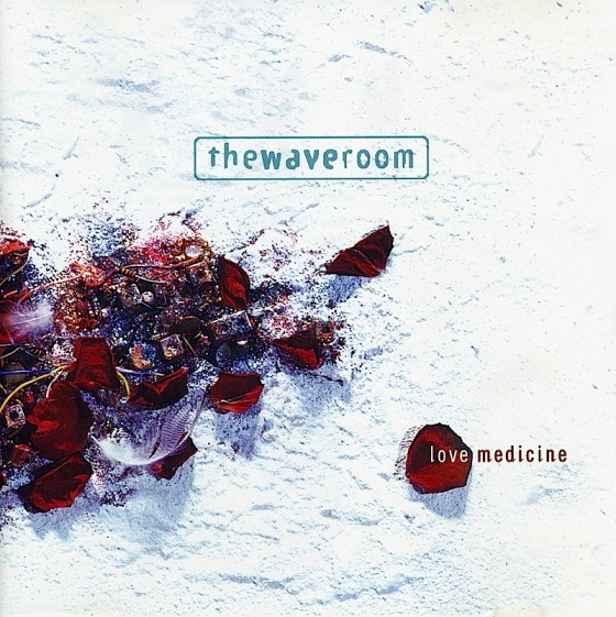 The Waveroom, Love Medicine Bella Union Records, 2000 Art and design by Mills, co-design by Michael Webster