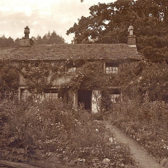 scroggs cottage, under loughrigg