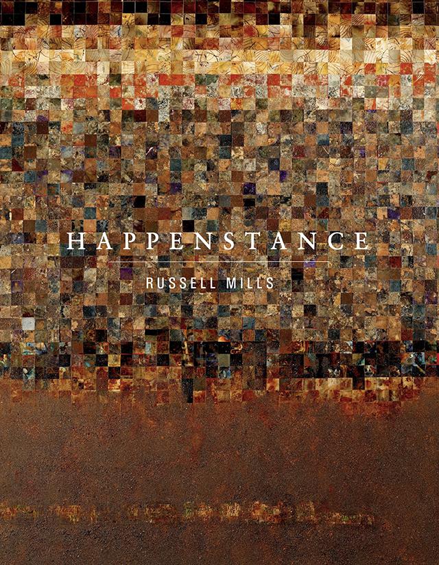 Happenstance Exhibition Catalogue Cover